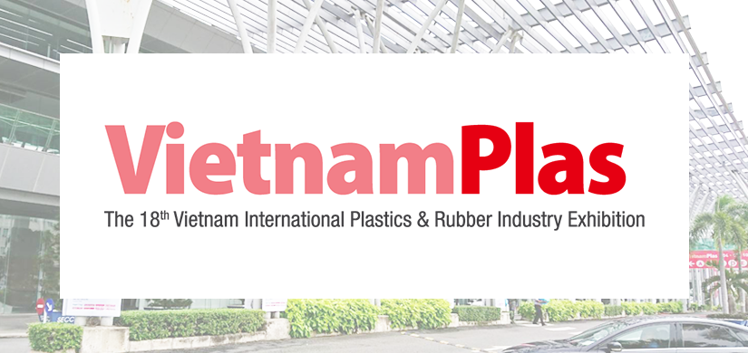 We would be delighted to see you at VietnamPlas 2018
