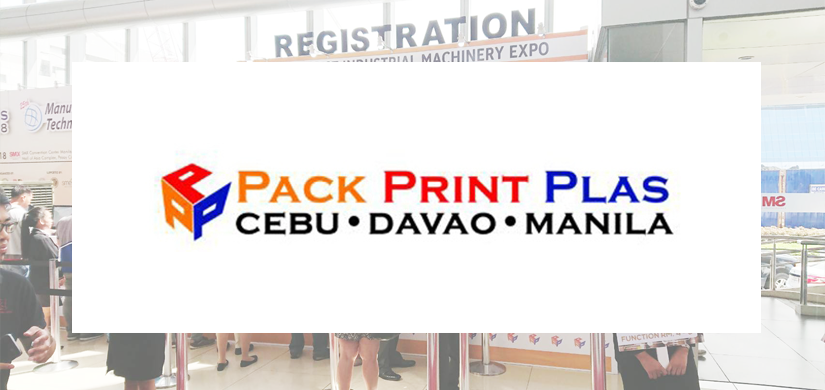We cordially invite you to visit our booth at PACKPRINTPLAS 2018