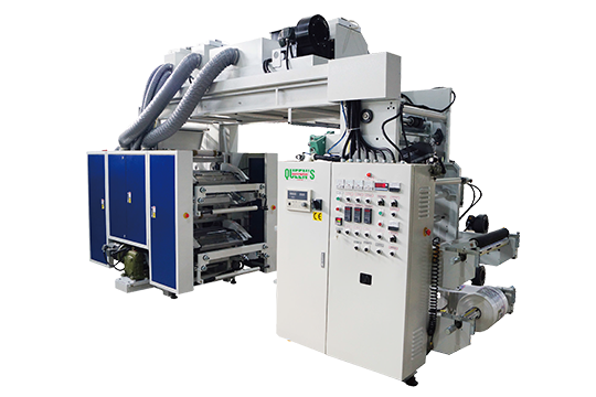 Flexographic Printing Machine - QFA OFF-LINE