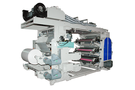 Flexographic Printing Machine - QF OFF-LINE